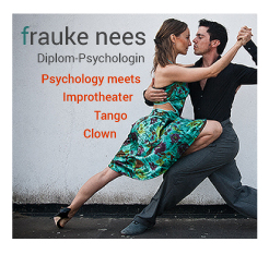 Logo: Frauke Nees, Dipl.-Psychologin
