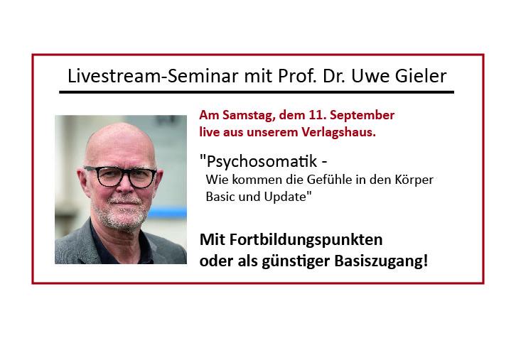 Livestream-Seminar Gieler