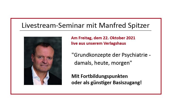 Livestream-Seminar Spitzer