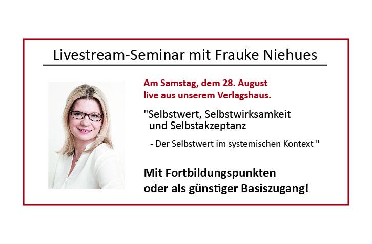 Livestream-Seminar Niehues
