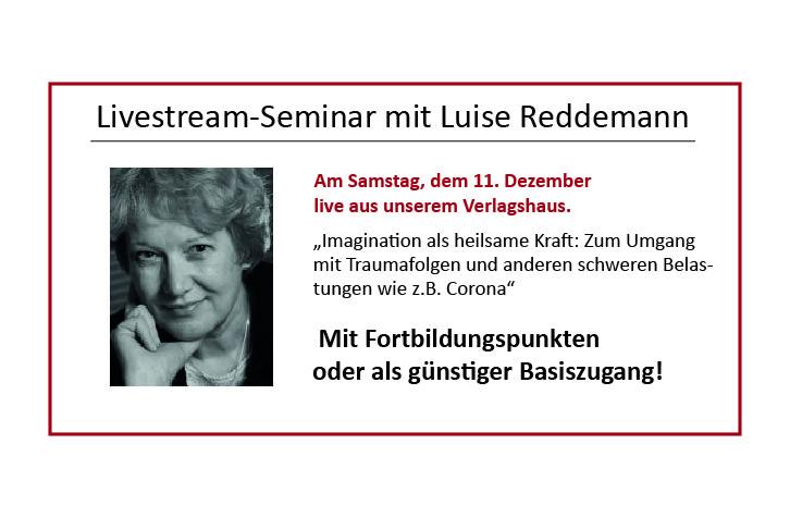 Livestream-Seminar Reddemann