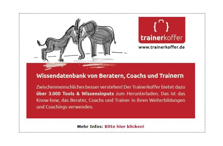 Trainerkoffer
