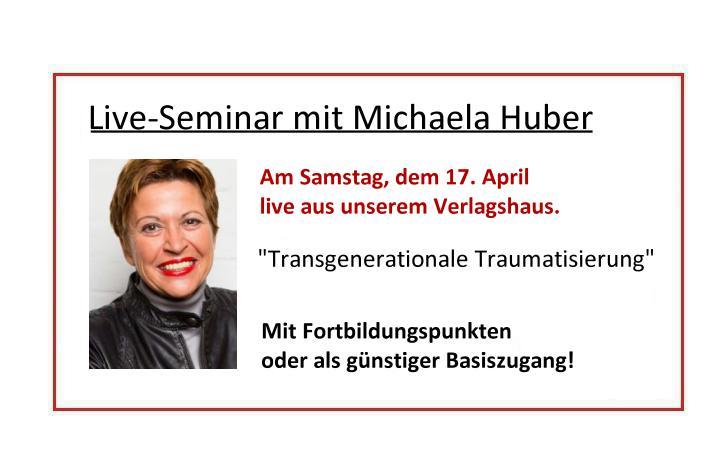 Live-Seminar Huber