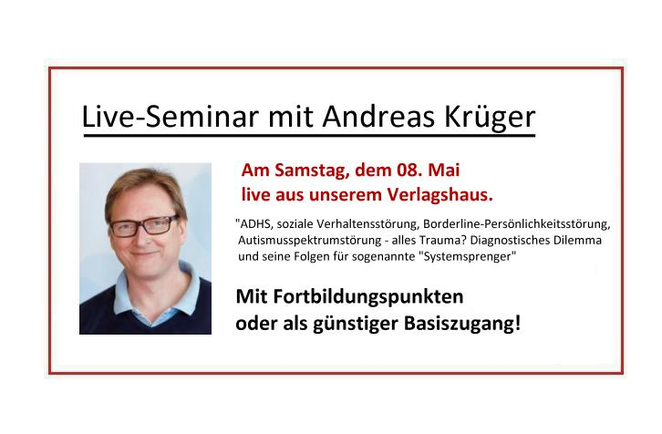 Live-Seminar Krüger