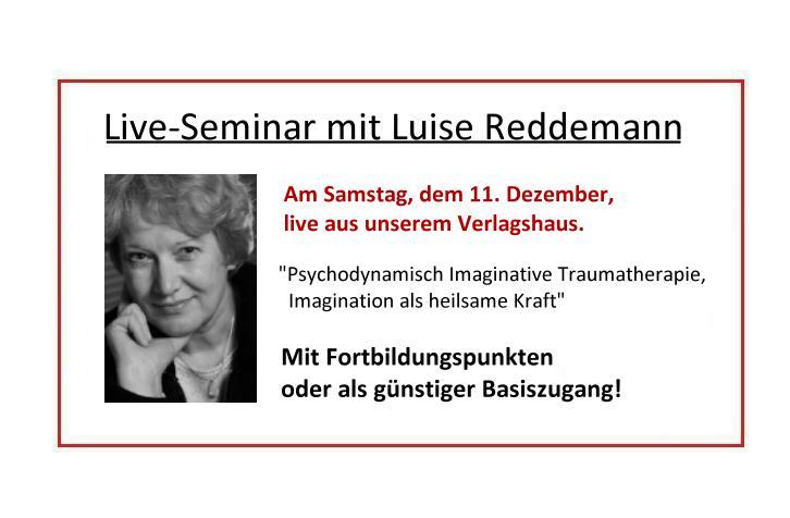 Live-Seminar Reddemann
