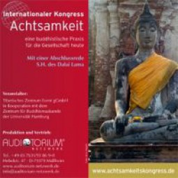 Wallace, Alan: Mindfulness in the Dzogchen Tradition of Tibetan Buddhism (englisch)