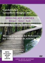 Volz, Ulrich u.a.: Open Mind Academy: Heilung auf 3 Ebenen