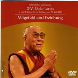 Dalai Lama: Mitgefühl und Erziehung (englisch/deutsch)