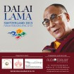 Dalai Lama: Daily meditation, source of inner peace (english) - Fribourg 2013 - Set -