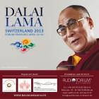 Dalai Lama: Daily meditation, source of inner peace (italiano) - Fribourg 2013 - Set -
