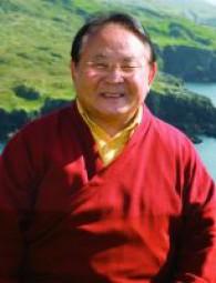 Rinpoche, Lama Sogyal: Frieden und Stabilität in der Krise - Englisch/Deutsch