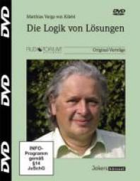 Varga von Kibéd, Matthias: Die Logik von Lösungen