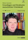 Vossenkuhl, Wilhelm: Grundlagen und Strukturen menschlicher Urteilskraft