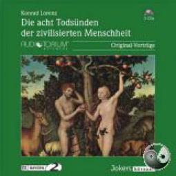 Lorenz, Konrad: Die acht Todsünden der zivilisierten Menschheit