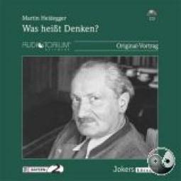 Heidegger, Martin: Was heißt Denken?