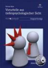 Kast, Verena: Vorurteile aus tiefenpsychologischer Sicht