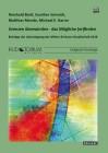 Schmidt, Gunther /Bartl /Mende /Harrer: Grenzen überwinden - das Mögliche (er)finden