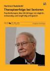 Radebold, Hartmut: Therapieerfolge bei Senioren