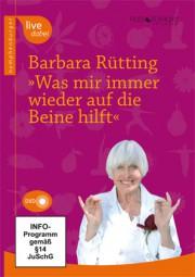 Rütting, Barbara: Was mir immer wieder auf die Beine hilft
